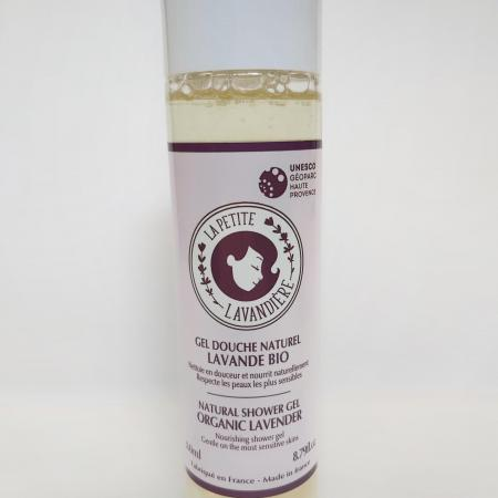 Shower Gel Organic Lavender