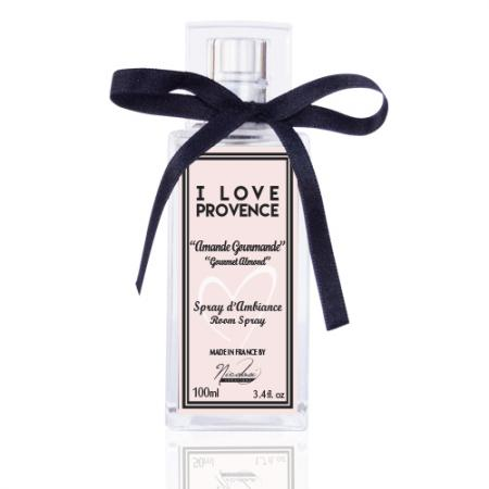 "Spray d'Ambiance Amande Gourmande ""I LOVE PROVENCE"""