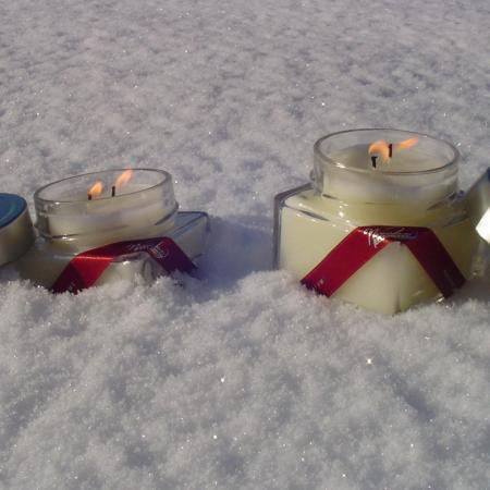 Bougies Parfumees 120gr