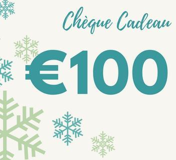 Chèque Cadeau 100€ Nicolosi Creations