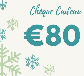 Chèque Cadeau 80€ Nicolosi Creations