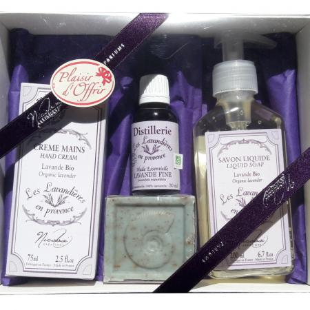 """Hand Care"" Gift Box"