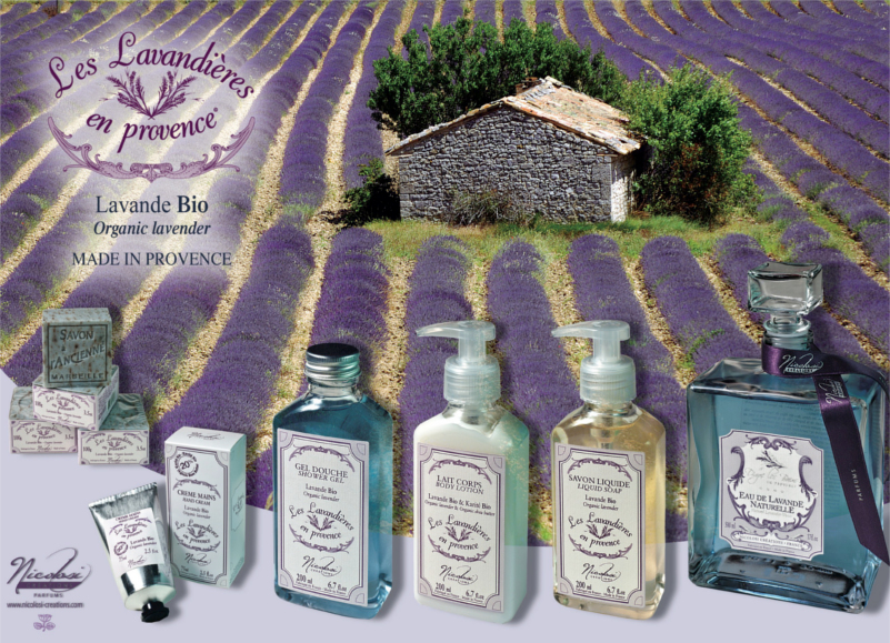 Cosmetiques provence