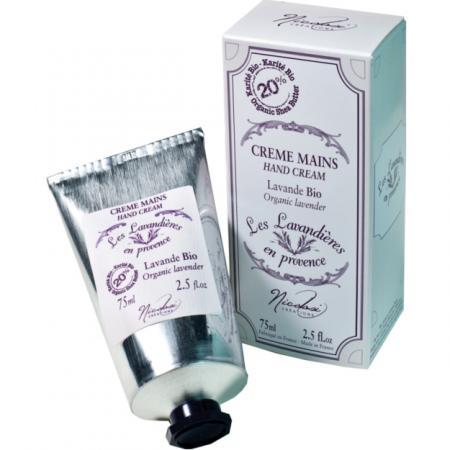 Hand Cream Organic Lavander