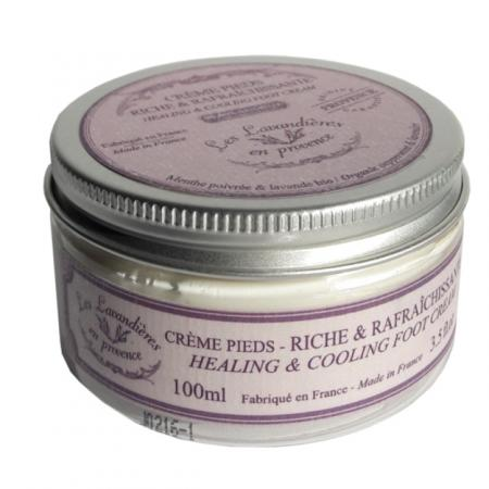Foot Cream Organic Lavender
