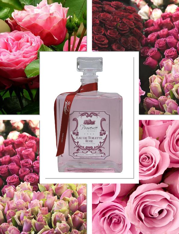 Eau de rose nicolosi creations