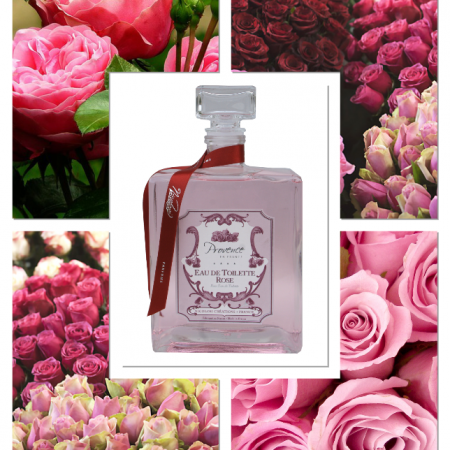 Natural Rose Eau de Toilette