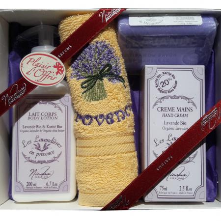 "Gift Box ""Lavender Softness"""