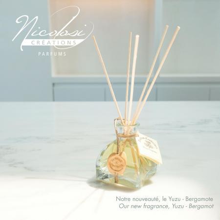 Yuzu-Bergamot Diffuser