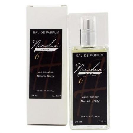 Men Perfume Nicolosi Créations