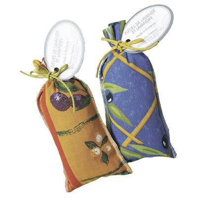 Sachet de fleurs séchées - Tissu Provençal